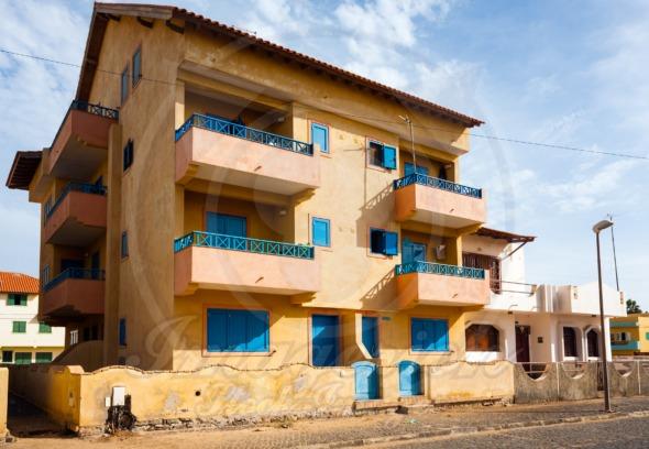 Cape Verde residential multi family house