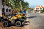 Image of quad. Quad rental in Cape Verde