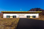 Image of airport. Cesaria Evora Airport, Cabo Verde