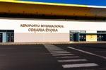 Image of Evora. Cape Verde Airport of Cesaria Evora on Sao Vicente Island