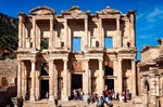 Image of Ephesus. Library of Celsus in Ephesus
