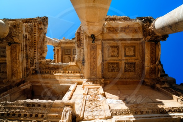 Ephesus, Library of Celsus