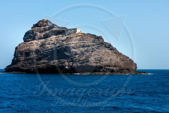 Cape Verde – Island with the Lighthouse, Bird's Island