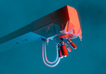 Image of optical. Microscope concept art