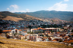 Image of Selcuk. Selcuk town and the landscape view from the Ayasoluk hill