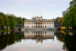 Image of royal. Lazienki Park Palace, Warsaw, Royal Baths