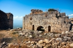 Image of Turkey. Ruins in Tlos