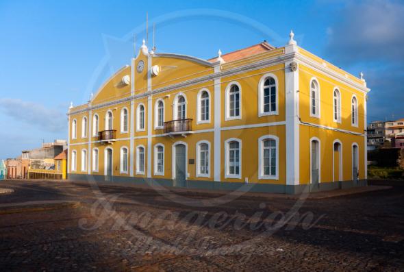 Ponta do Sol Municipal hall of Ribeira Grande