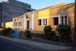 Image of CaboVerde. School building named after Jose Lopes Da Silva