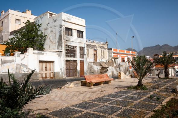 Abandoned buildings of Mindelo