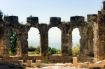 Image of Turkey. Ancient ruins in Tlos
