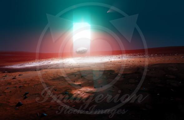 scifi shown in the image